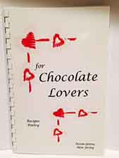 "Book cover of ""For Chocolate Lovers"""