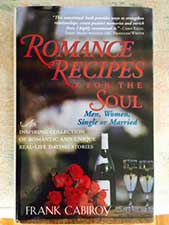 "Book cover of ""Romance Recipes for the Soul"""